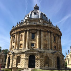 Oxford Treasure Tour